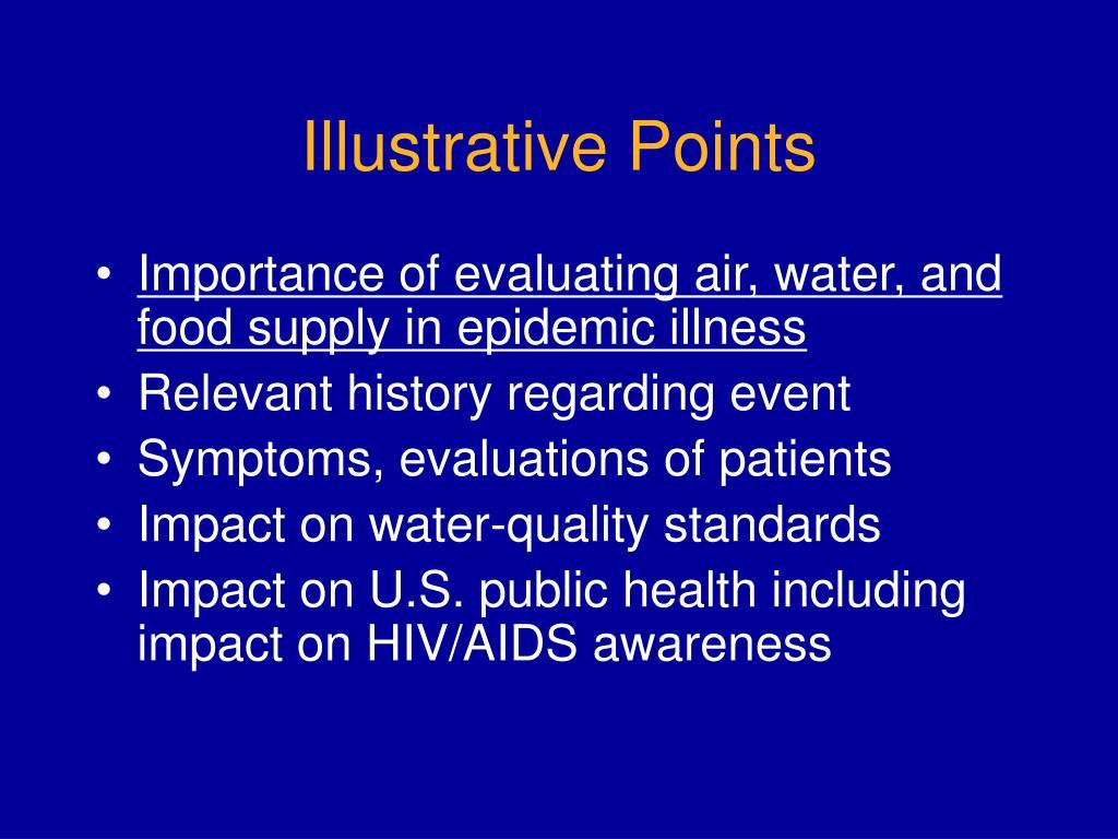 Illustrative Points