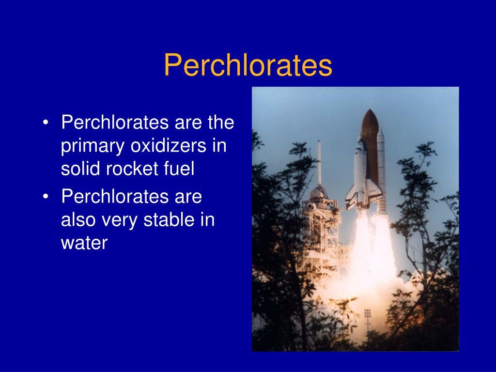 Perchlorates