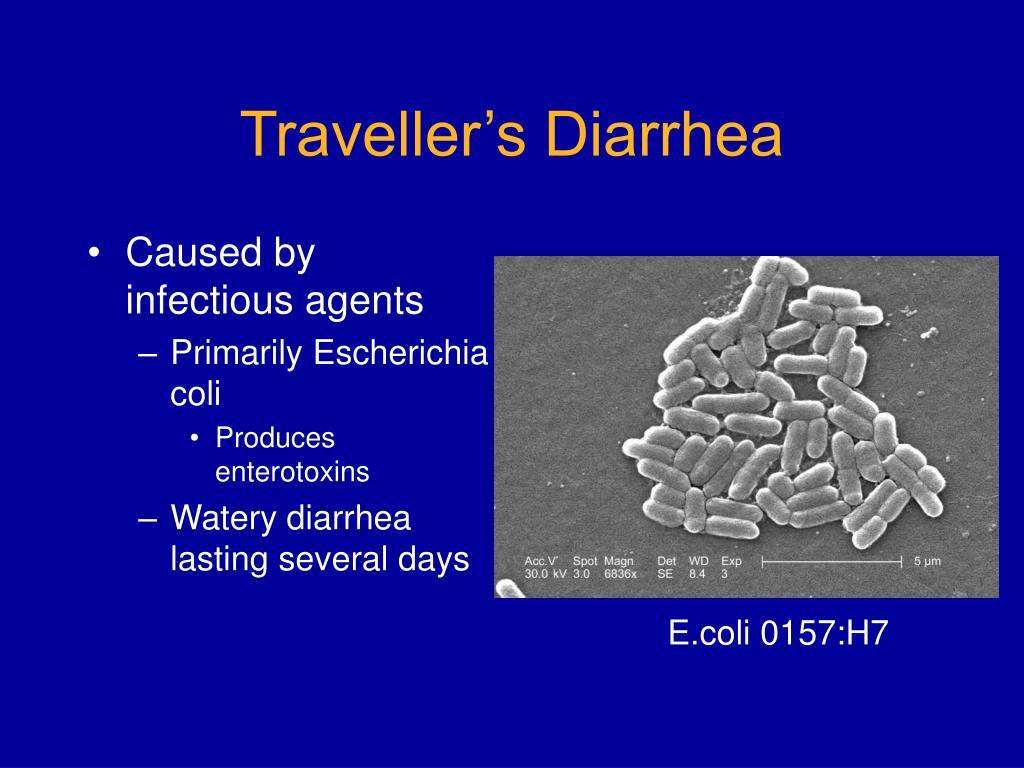 Traveller's Diarrhea