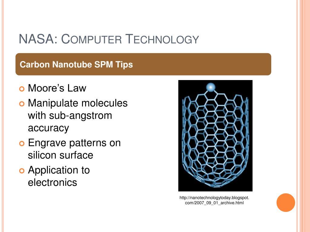 NASA: Computer Technology