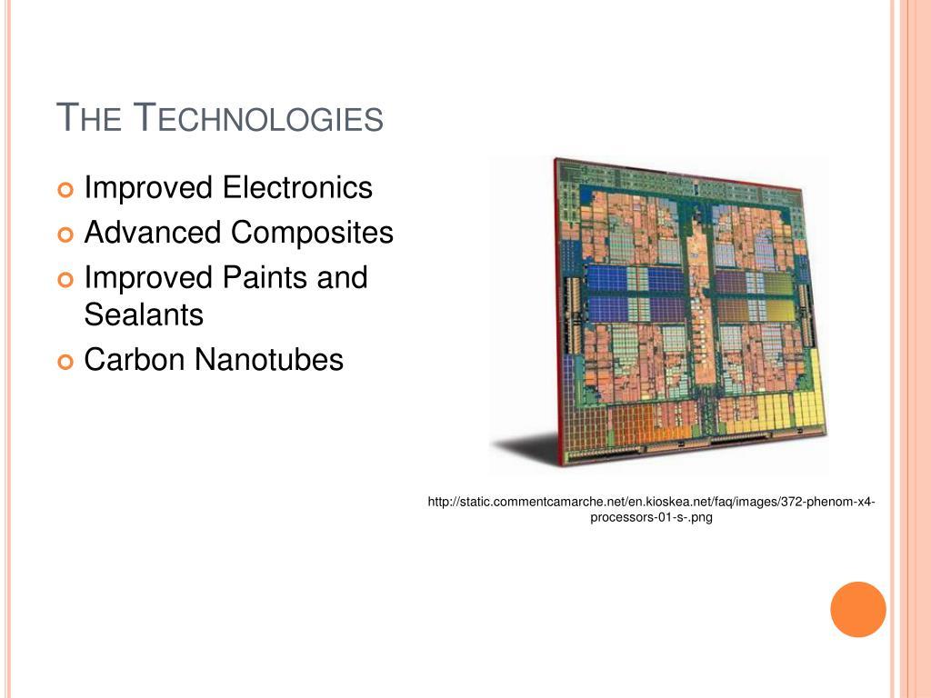 The Technologies