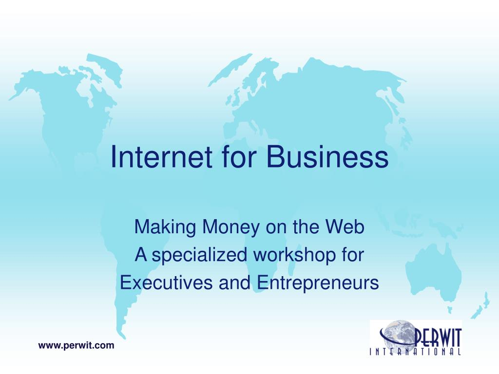 internet for business l.