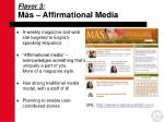 m s affirmational media