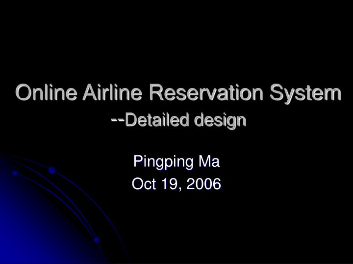 improve the airline reservation system Crs stands for: central reservations system it is a computerized reservation software used to maintain the hotel information, room inventory and rates, to manage the reservation and process a crs provides hotel room rates and availability for many different distribution channels such as the gds , ibe , ota , 3rd party websites etc.