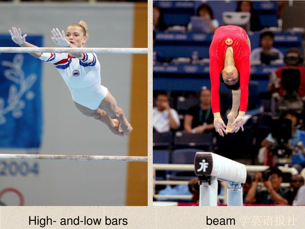 High- and-low bars