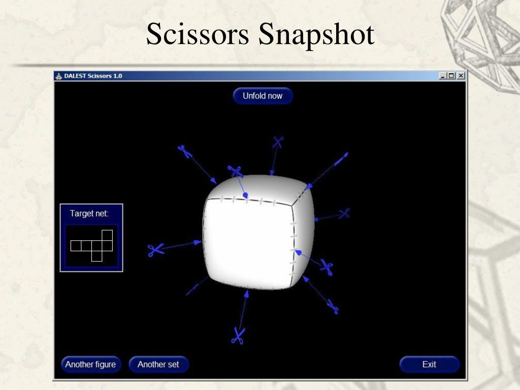 Scissors Snapshot