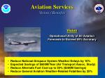 aviation services vision benefits