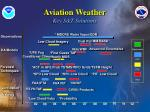 aviation weather key s t solutions