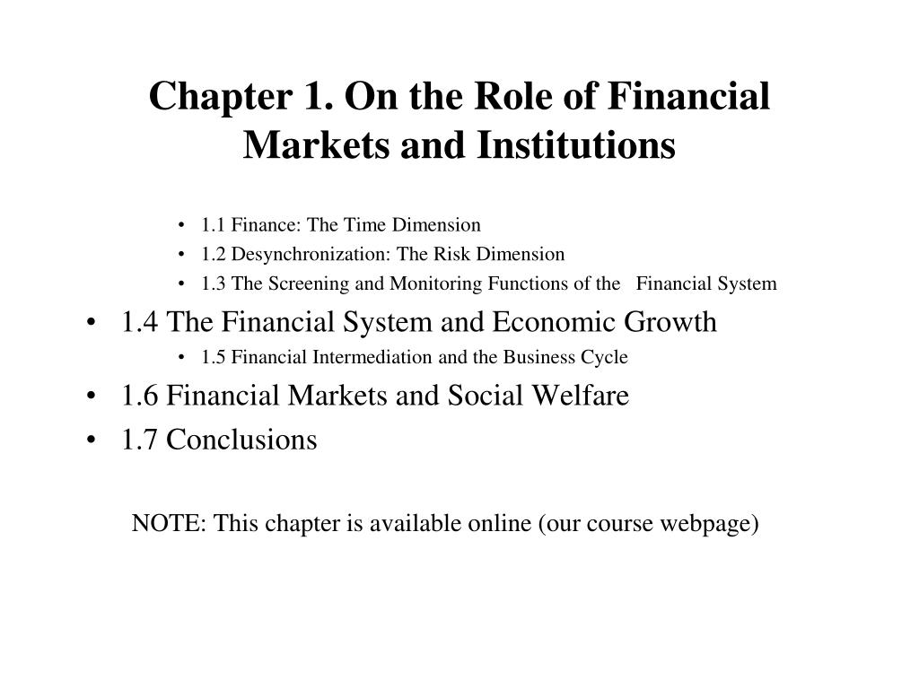 the role of finance in economics 1 the role of the financial sector in economic growth noureen adnan a,b a phd student at department of economics, university of surrey, united kingdom b lecturer comsats institute of information technology, islamabad, pakistan abstract in this paper we consider the relationship between financial development and economic.