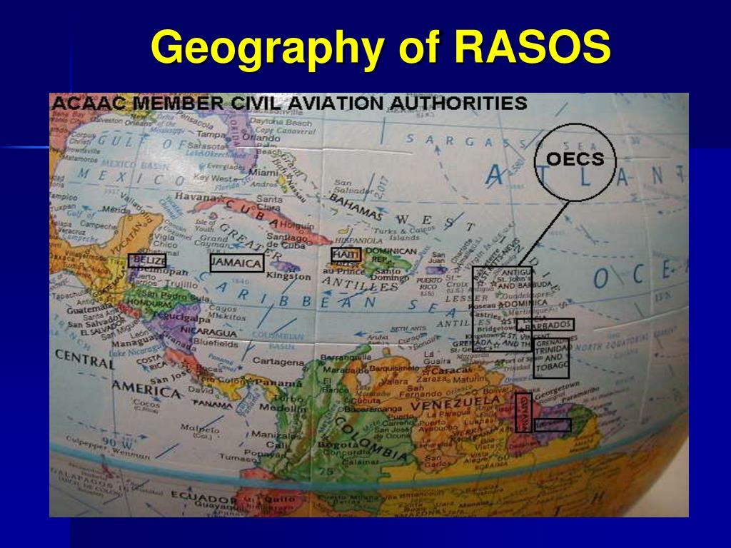 Geography of RASOS