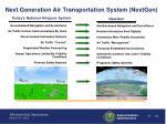 next generation air transportation system nextgen