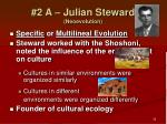 2 a julian steward neoevolution