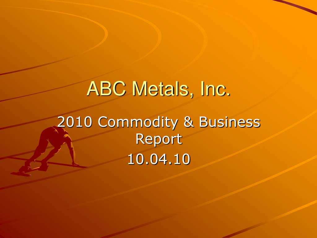 ABC Metals, Inc.