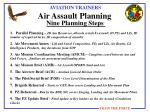 air assault planning10
