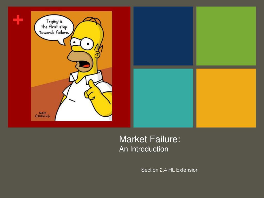 market failure an introduction l.