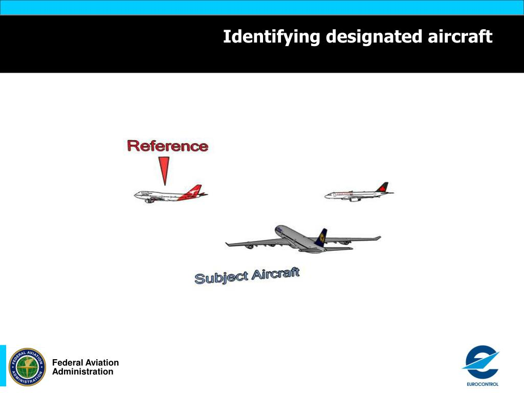 Identifying designated aircraft