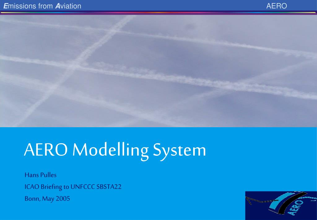 aero modelling system l.