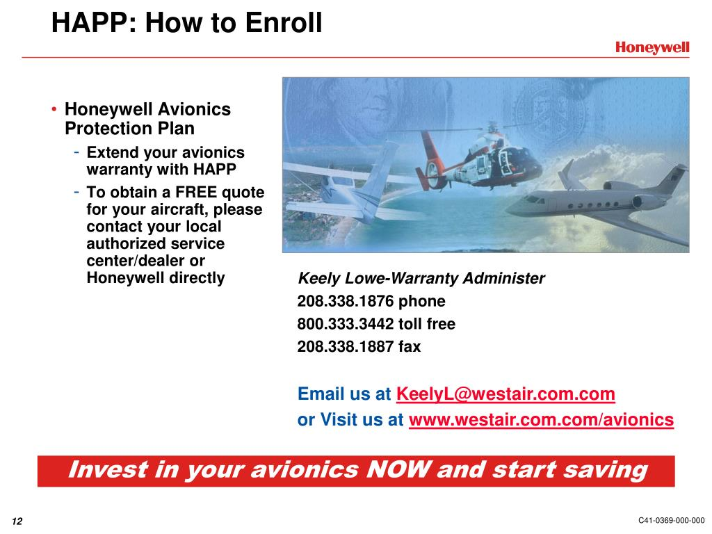 HAPP: How to Enroll