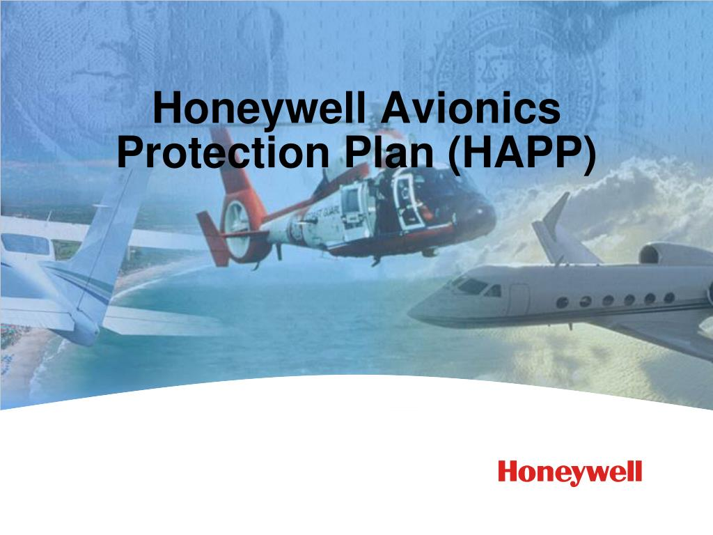 honeywell avionics protection plan happ l.