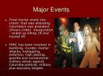 major events19