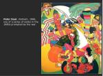 peter saul vietnam 1966 one of a series of works in the 1960s prompted by the war