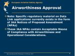 airworthiness approval5