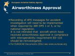 airworthiness approval7