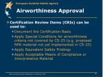 airworthiness approval9