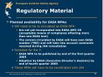 regulatory material14