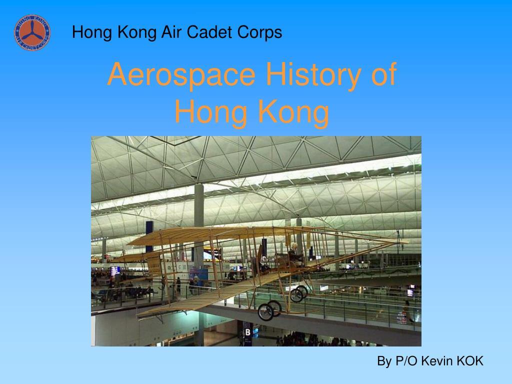 aerospace history of hong kong l.