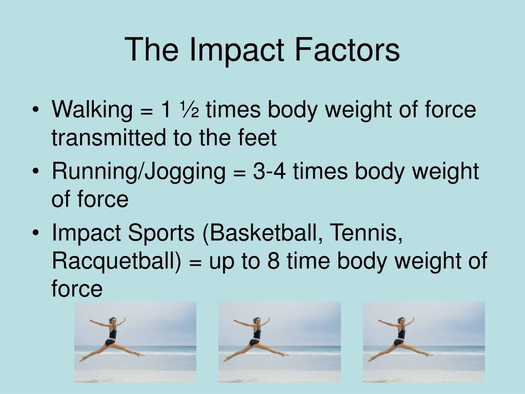 The Impact Factors