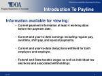 introduction to payline1