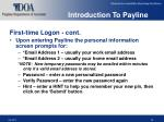 introduction to payline10