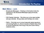 introduction to payline39