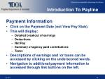 introduction to payline52