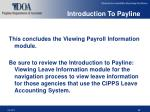 introduction to payline60