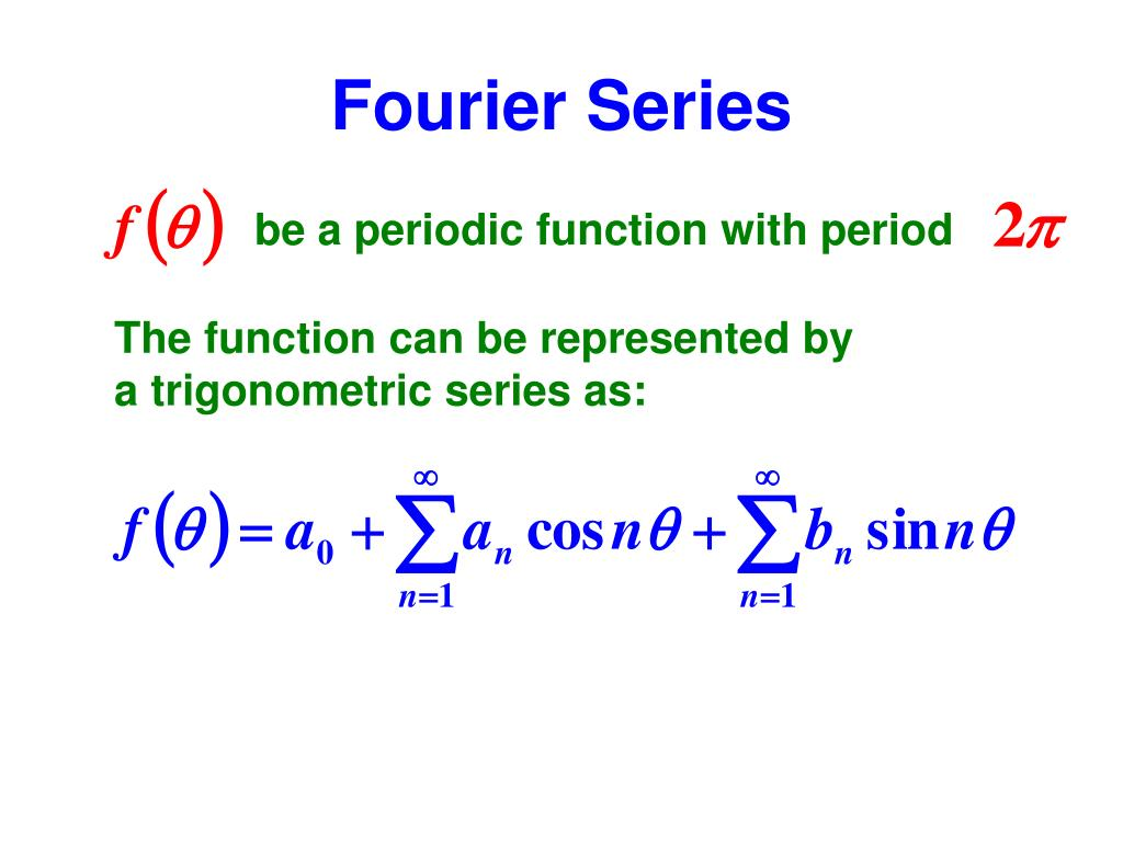 be a periodic function with period