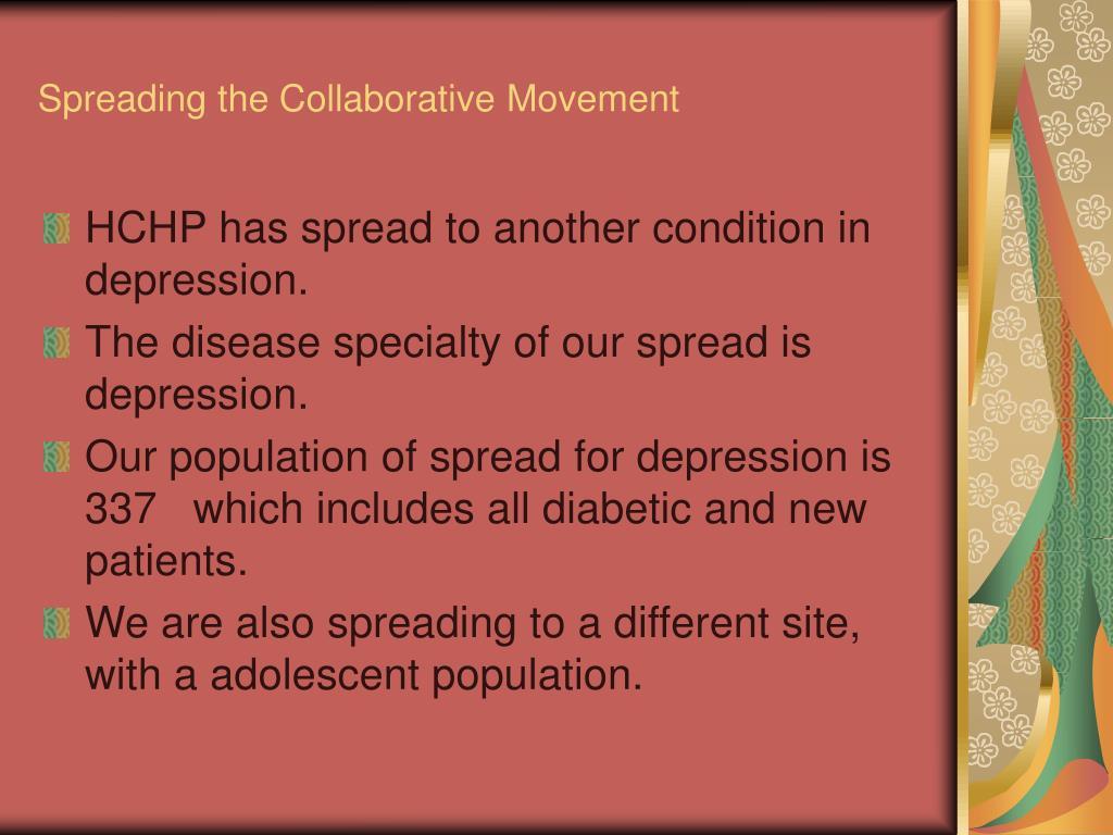 Spreading the Collaborative Movement
