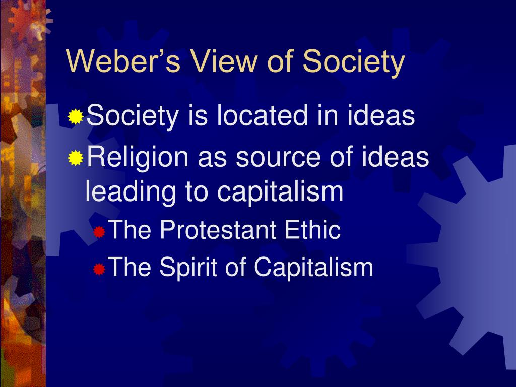 marx and webers similarities and differences of views on the rise of capitalism Marx sees change as coming about on a 'macro' level whilst weber sees it on a 'micro' level, with individual actors setting the stage for capitalism as we know it weber goes on to provide examples of societies in which capitalism never took off, as they lacked an 'elective affinity' between religious ideas and economic interests: traditional primitive.