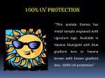 100 uv protection