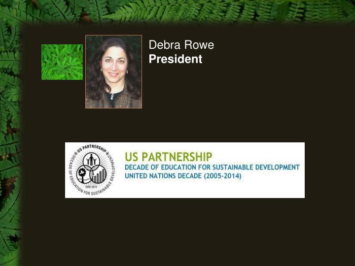 Debra Rowe