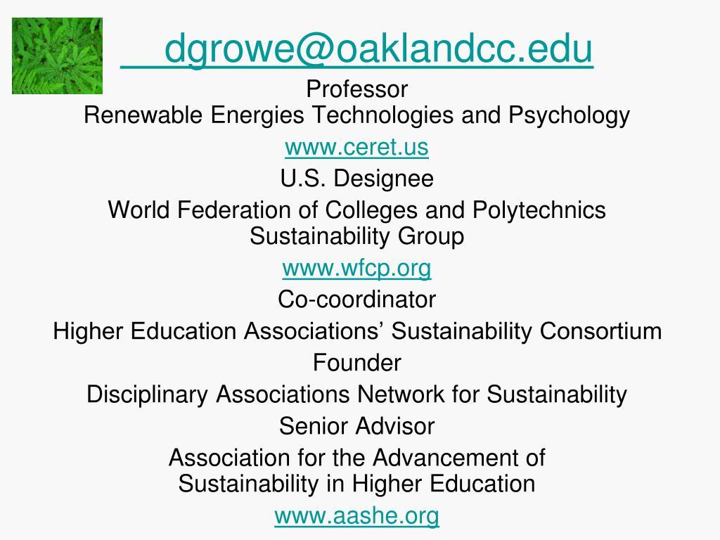 dgrowe@oaklandcc.edu