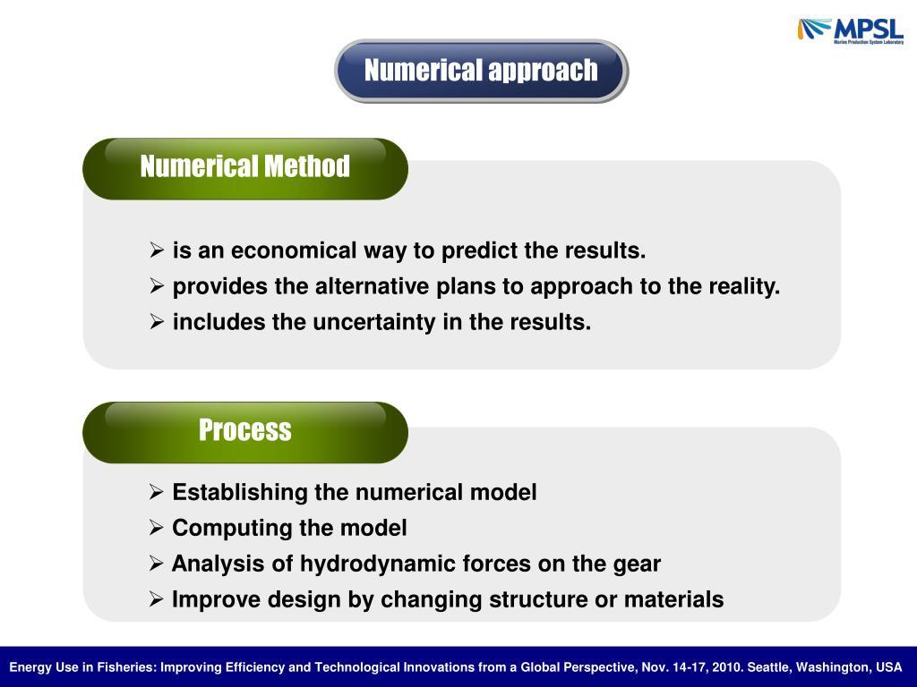Numerical Method