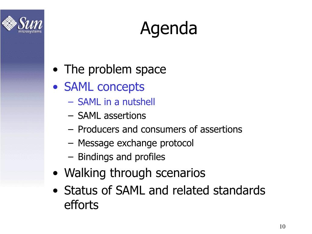 PPT - SAML basics A technical introduction to the Security