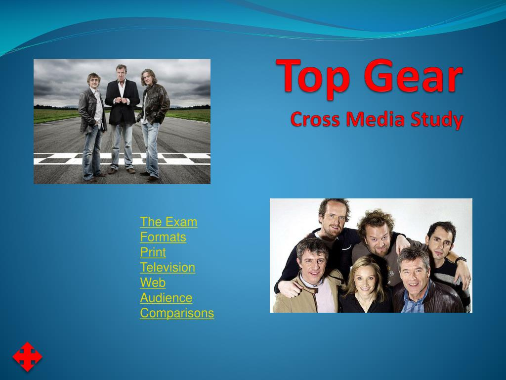 top gear cross media study l.