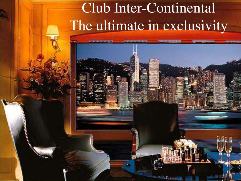 Club Inter-Continental