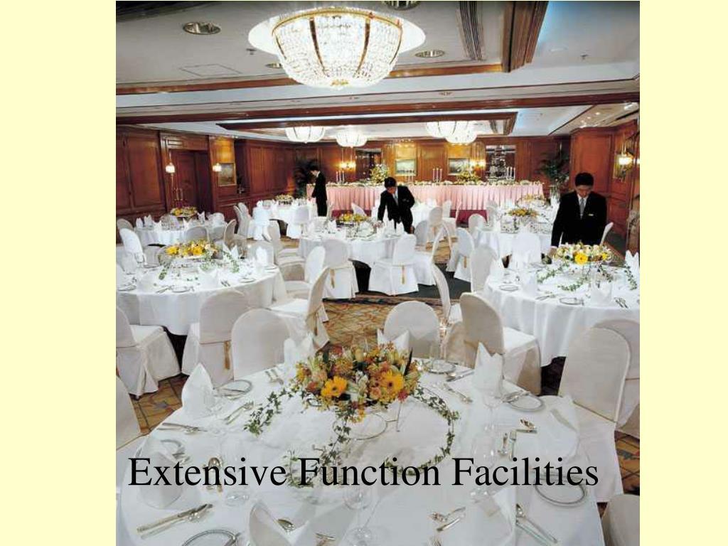 Extensive Function Facilities