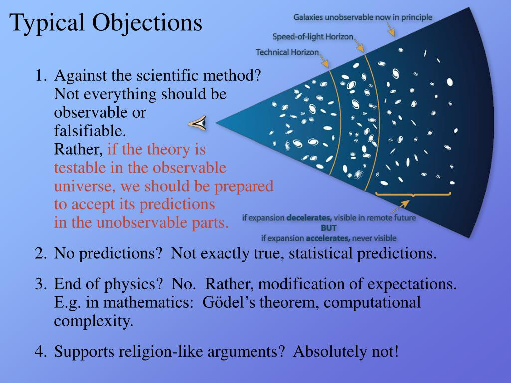 Typical Objections