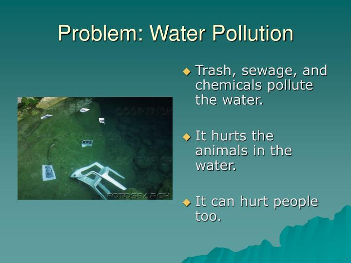 the many ways our waters can be polluted Physical impacts  for many years in the uk people culverted, dammed, straightened and generally controlled rivers we did this mostly to prevent flooding or because water and the riverine environment have simply got in our way or been developed.