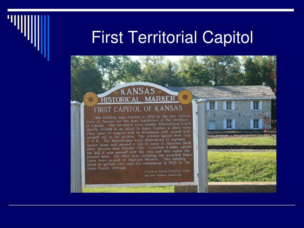 First Territorial Capitol